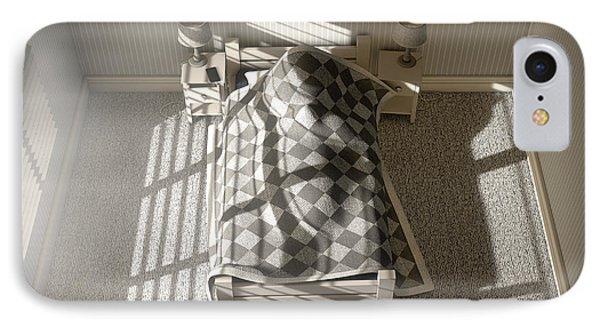 Morning Sleep In IPhone Case by Allan Swart