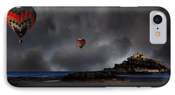 St Michael's Mount IPhone Case by Martin Newman