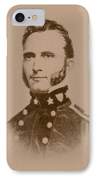 Stonewall Jackson Phone Case by War Is Hell Store