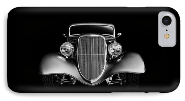'33 Ford Hotrod IPhone Case by Douglas Pittman