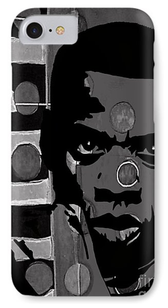 Jay Z Collection IPhone 7 Case by Marvin Blaine