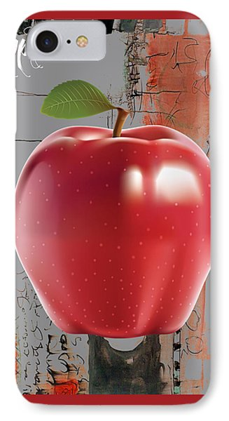 Apple Collection IPhone Case by Marvin Blaine