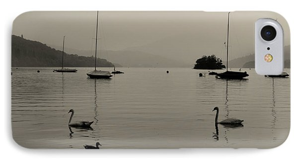 Lake Windermere IPhone Case by Martin Newman