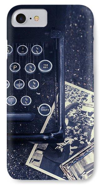 Memories IPhone Case by Joana Kruse