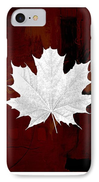 Tree Leaf Art IPhone Case by Marvin Blaine