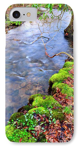 Middle Fork Of Williams River Phone Case by Thomas R Fletcher