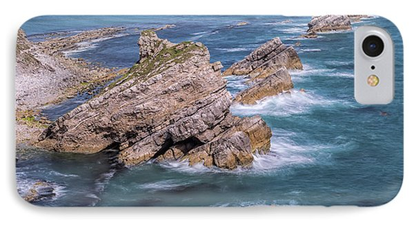 Jurassic Coast - England IPhone Case by Joana Kruse