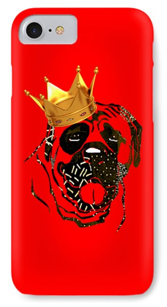 Top Dog Collection IPhone Case by Marvin Blaine