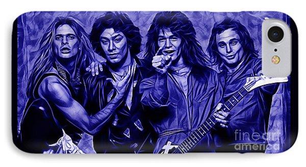 Van Halen Collection IPhone Case by Marvin Blaine