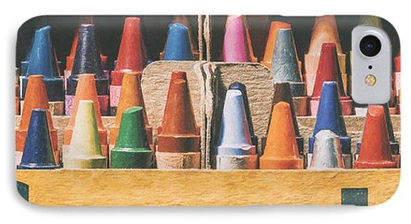 64 Colors IPhone Case by Scott Norris