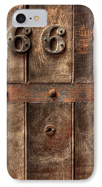 66... IPhone Case by Evelina Kremsdorf