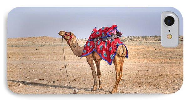 Thar Desert - India IPhone Case by Joana Kruse