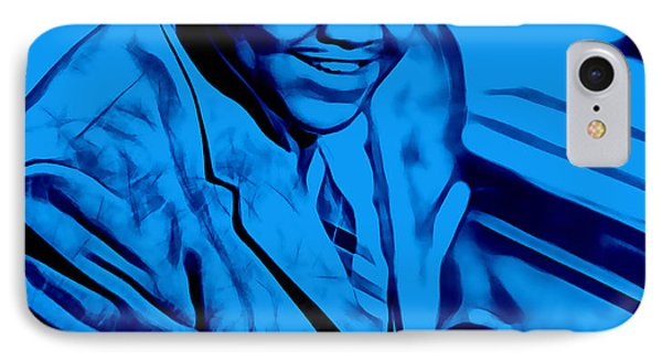 Fats Domino Collection IPhone Case by Marvin Blaine