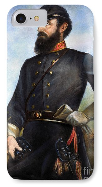 Stonewall Jackson Phone Case by Granger