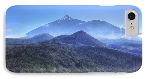 Tenerife - Mount Teide IPhone 7 Case by Joana Kruse