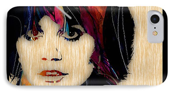 Linda Ronstadt Collection IPhone Case by Marvin Blaine