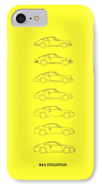 911 Evolution IPhone Case by Mark Rogan