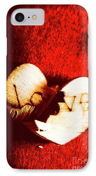 A Breakdown In Romance IPhone Case by Jorgo Photography - Wall Art Gallery