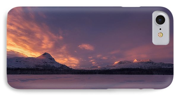 A Breath Of Change IPhone Case by Tor-Ivar Naess