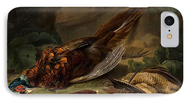 A Dead Pheasant IPhone Case by MotionAge Designs
