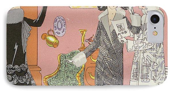A Few Pretty Novelties IPhone Case by Art Gout Beaute