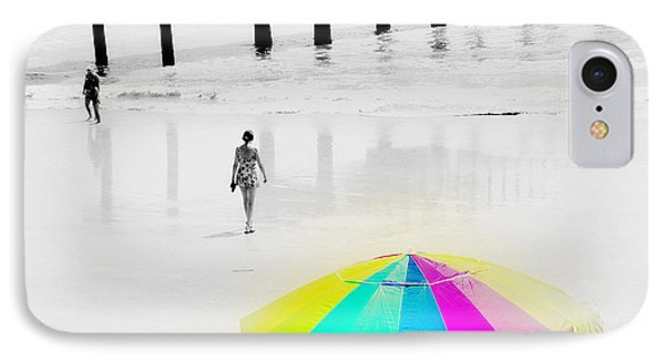 A Hot Summer Day Phone Case by Susanne Van Hulst