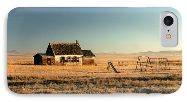 A Long, Long Time Ago IPhone Case by Todd Klassy