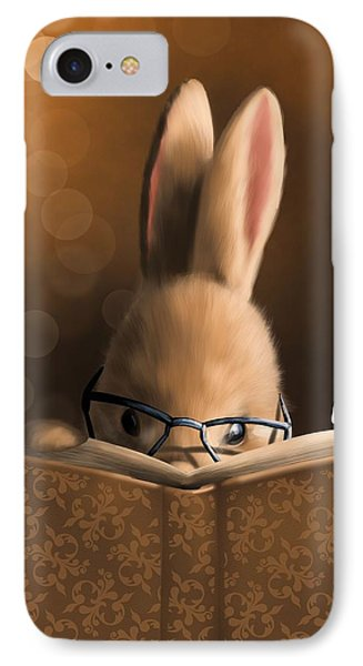 A Mystery Story IPhone Case by Veronica Minozzi