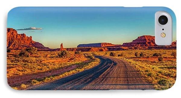 A Road Less Travelled IPhone Case by Az Jackson