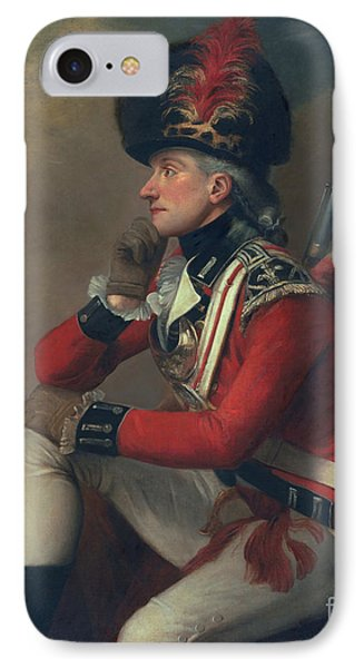 A Soldier Called Major John Andre IPhone Case by English School