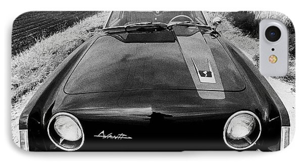 A Studebaker Avanti IPhone Case by Underwood Archives