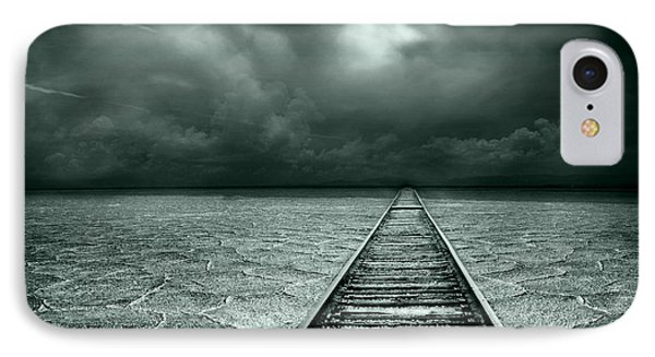 A Way Out IPhone Case by Jacky Gerritsen