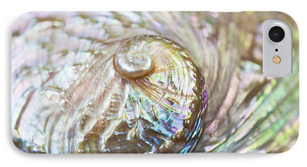 Abalone Shell Close-up IPhone Case by Bill Brennan - Printscapes