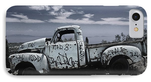 Resting Place 1 IPhone Case by Rod McLean