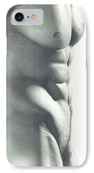 Abs-olutely IPhone Case by Maciel Cantelmo