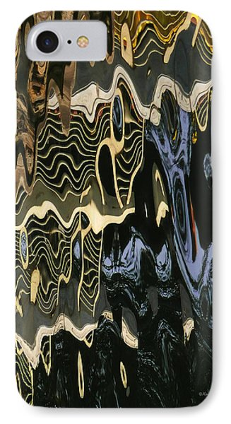 Abstract 13 Phone Case by Xueling Zou