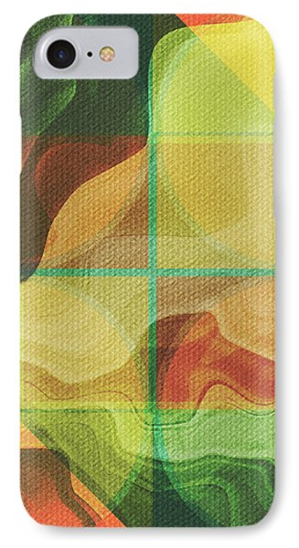 Abstract Artwork IPhone Case by Gaspar Avila