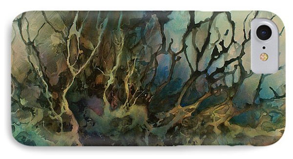 Abstract Design 49 Phone Case by Michael Lang