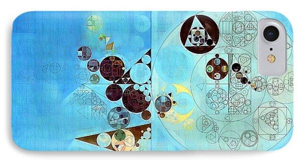 Abstract Painting - Viking IPhone Case by Vitaliy Gladkiy