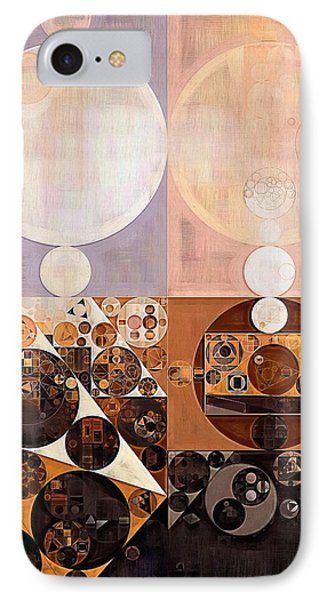 Abstract Painting - Zinnwaldite IPhone Case by Vitaliy Gladkiy
