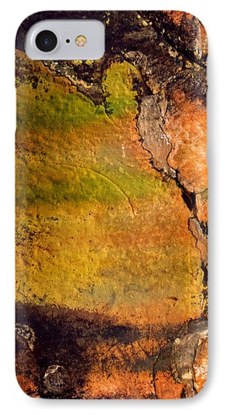 Abstract Walls IPhone Case by Az Jackson