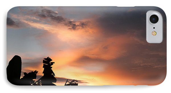 Abuja Sunset Phone Case by Hakon Soreide