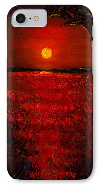 Africa Calls IPhone Case by Diann Blevins