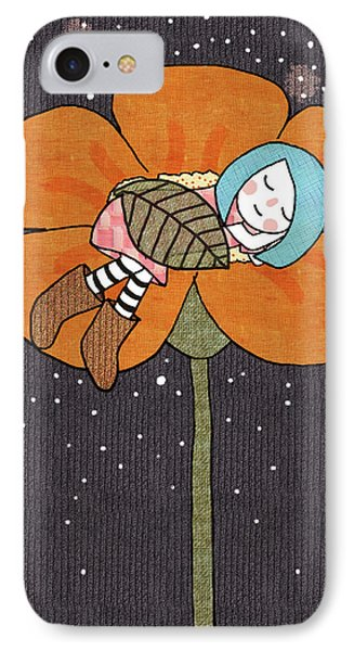 After A Long Day IPhone Case by Carolina Parada