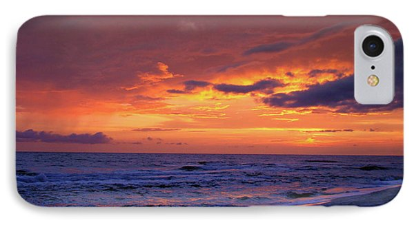After The Sunset Phone Case by Sandy Keeton