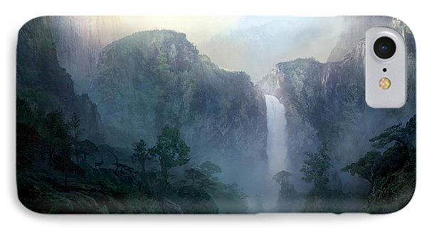 Afternoon Light IPhone Case by Philip Straub