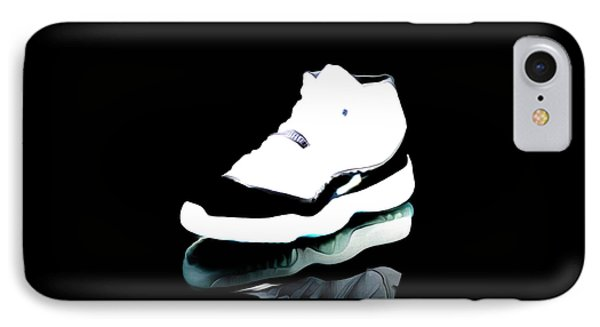 Air Jordans S3 IPhone Case by Brian Reaves