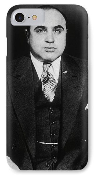 Al Capone - Scarface IPhone Case by War Is Hell Store