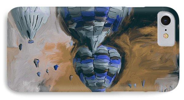 Albuquerque International Balloon Fiesta 4 255 3 IPhone Case by Mawra Tahreem