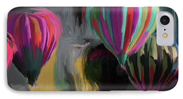 Albuquerque International Balloon Fiesta 5 257 1 IPhone Case by Mawra Tahreem